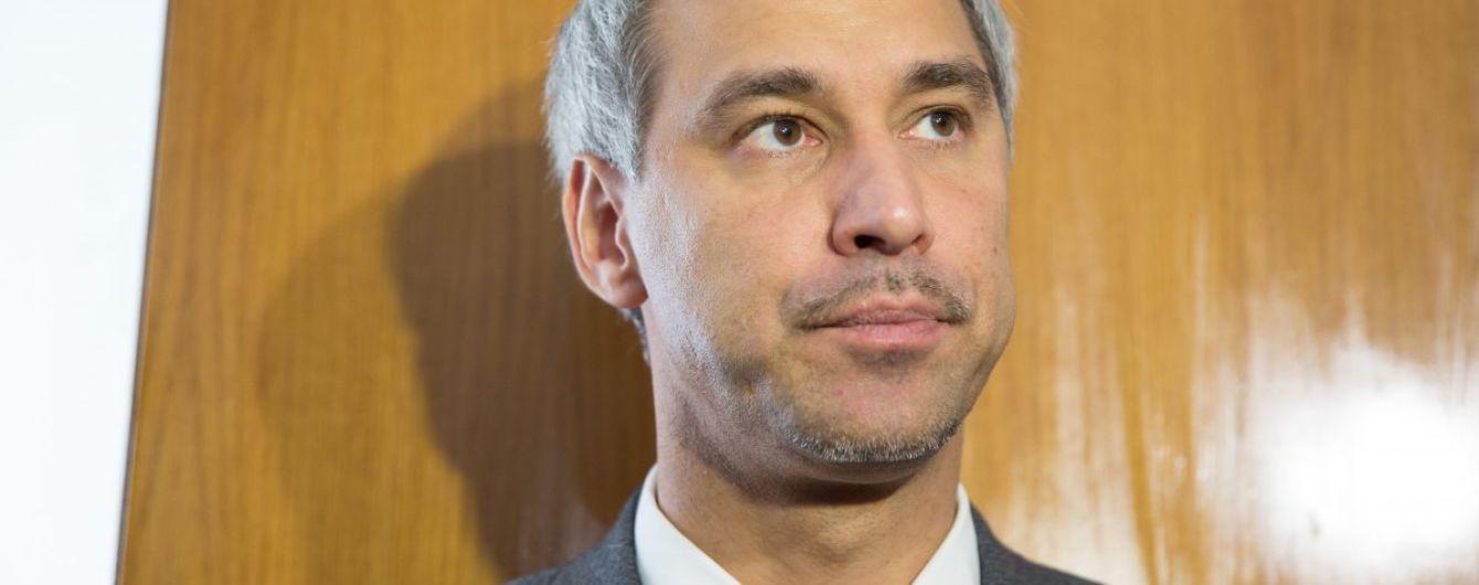 Рябошапка повідомив про відставку з посади члена НАЗК