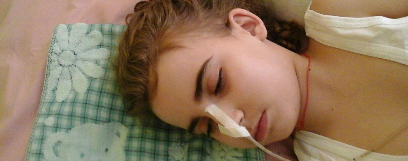 Помогите выздороветь 10-летней Виктории