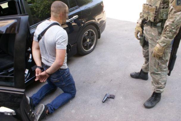 В Запорожье задержали банду действующих и бывших полицейских