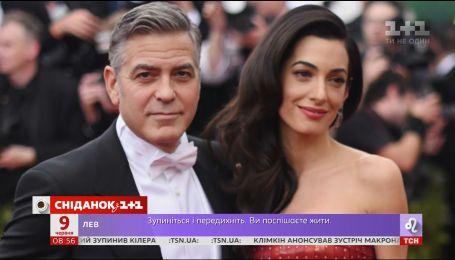 Батько Джорджа Клуні розповів, на кого схожі новонароджені внуки
