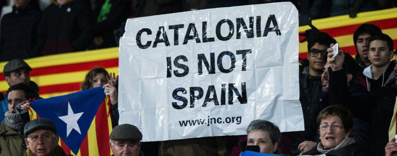 В Каталонии назвали дату референдума об отделении от Испании