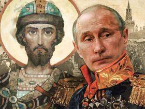 Боже, Путіна бережи!