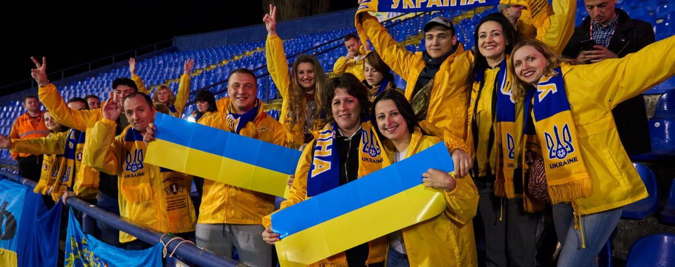 """""""Переможці"""" вирушають до Фінляндії, щоб підтримати збірну України з футболу"""