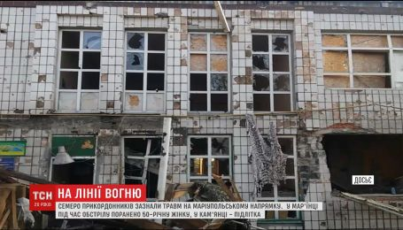 Життю двох цивільних, які дістали поранення на Донбасі напередодні, ніщо не загрожує