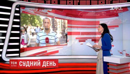 Печерський райсуд Києва обирає запобіжний захід для хабарниці з Фонду гарантування вкладів