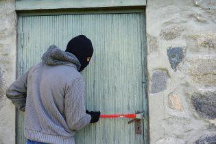 В Киеве поймали грабителя-рецидивиста