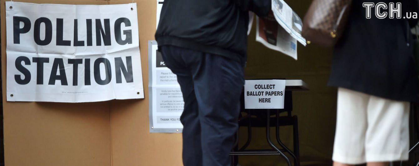 У Великій Британії оприлюднили остаточні результати виборів до парламенту