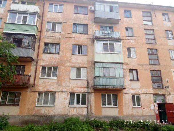 На Харківщині у квартирі пролунав вибух: постраждав учасник АТО
