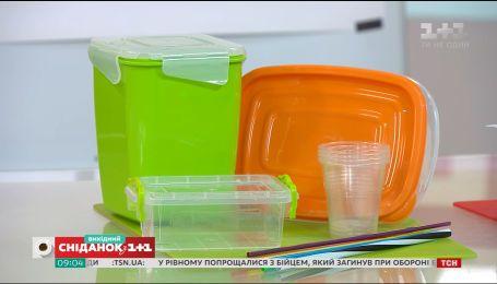 Говоримо про харчовий пластик з біохіміком Глібом Репічем
