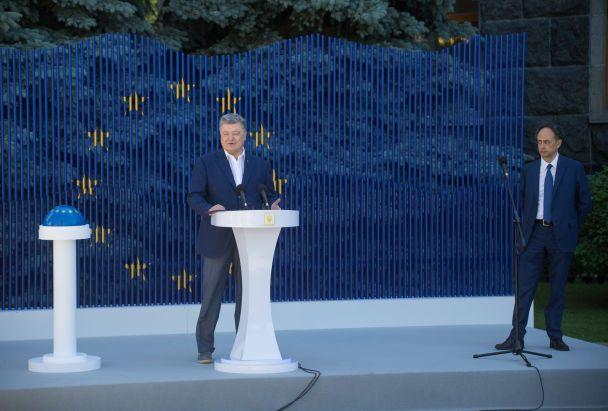 Украина будет членом НАТО и Евросоюза – Порошенко