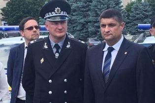 На основні траси України виїздить дорожня поліція на Hyundai