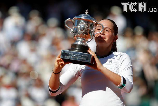 Латвийская звездочка. Как 20-летняя Остапенко завоевала титул Roland Garros
