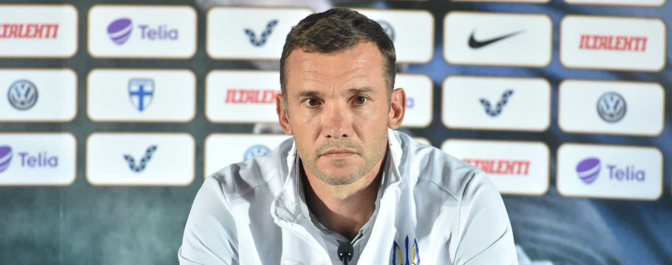 Щоб вийти на чемпіонат світу необхідно обігравати Фінляндію – Шевченко