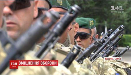 На півдні Одещини запрацювала патрульна поліція і додатково вийшли сотні нацгвардійців
