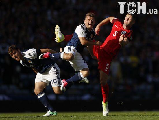 Англія та Шотландія обмінялися суперголами і зіграли внічию у відборі на ЧС-2018