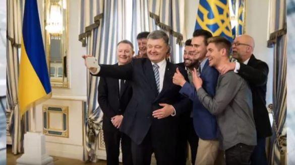 """Ведучий """"Євробачення-2017"""" Скічко та Порошенко_3"""