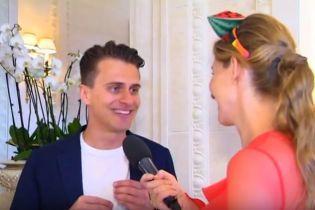 """Ведущий """"Евровидения-2017"""" Скичко рассказал о предстоящей свадьбе: Это будет очень камерно"""