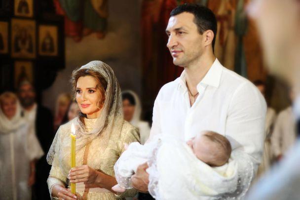 Марченко підтвердила, що хрестила з Володимиром Кличком доньку Шуфрича