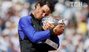 Надаль виграв 10-й титул Roland Garros, перемігши у фіналі Ваврінку