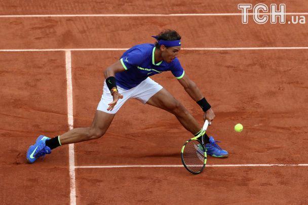 Надаль выиграл 10-й титул Roland Garros, победив в финале Вавринку