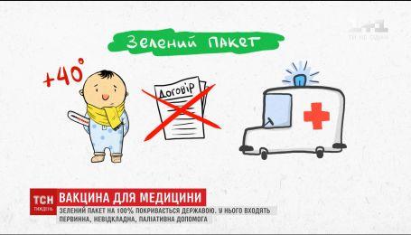 Медицинская революция в Украине: как будет работать новая реформа