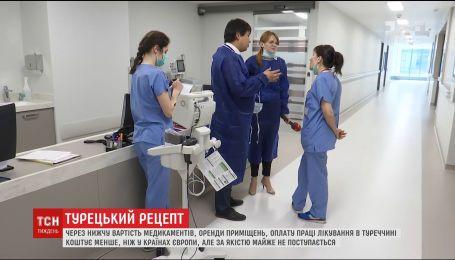 Неймовірне за 10 років: як Туреччина стала одним з лідерів медичного туризму
