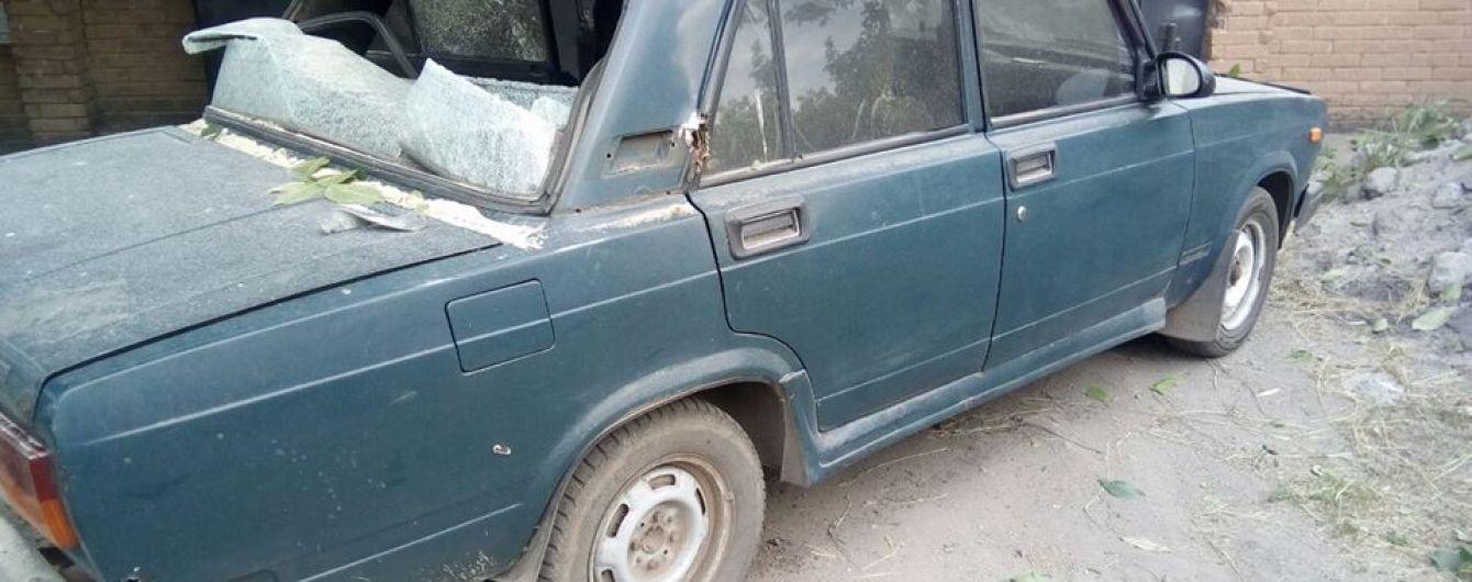 Боевики из танков мощно обстреляли жилые кварталы Авдеевки
