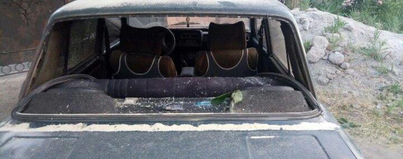 Боевики из танка стреляли по жилому сектору Авдеевки. Хроника АТО