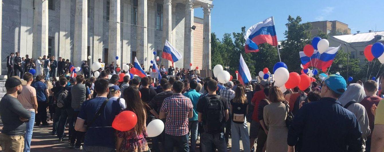 Масштабные антикоррупционные митинги в России. Текстовый онлайн