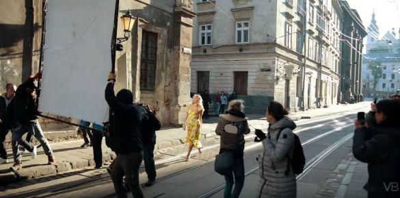 Знімання кліпу Віри Брежнєвої_3