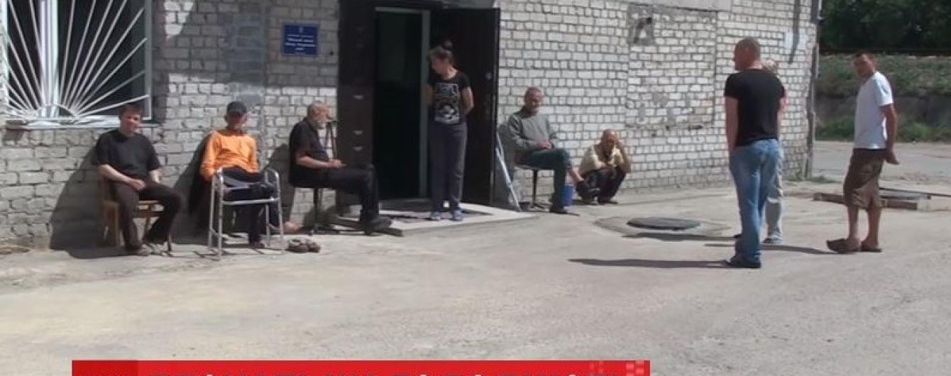 В Житомире полторы сотни бездомных объявили голодовку