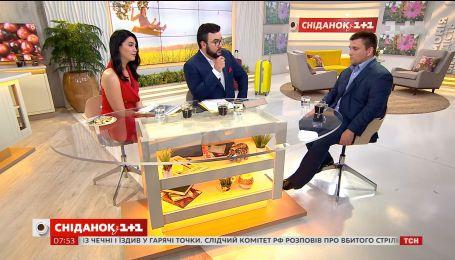 В студии Сниданка Климкин рассказал о встрече с Дональдом Трампом