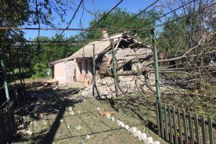 Боевики накрыли огнем села под Волновахой