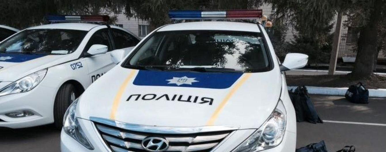 На дороги Украины выехали патрули дорожной полиции
