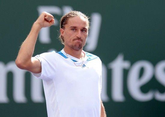 Долгополов піднявся в рейтингу АТP, незважаючи на програш тенісистові з другої сотні