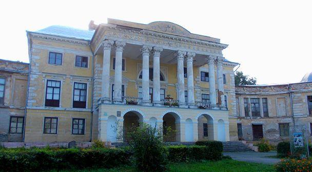 Дворец Грохольських-Можайських