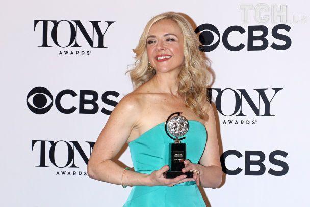 Tony Awards-2017: Олівія Вайлд вразила надвідвертим декольте, а Блум позував наодинці