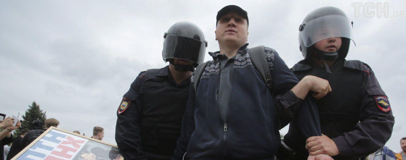 Пощастило, що обійшлося без крові: мер Москви вперше прокоментував антикорупційні мітинги