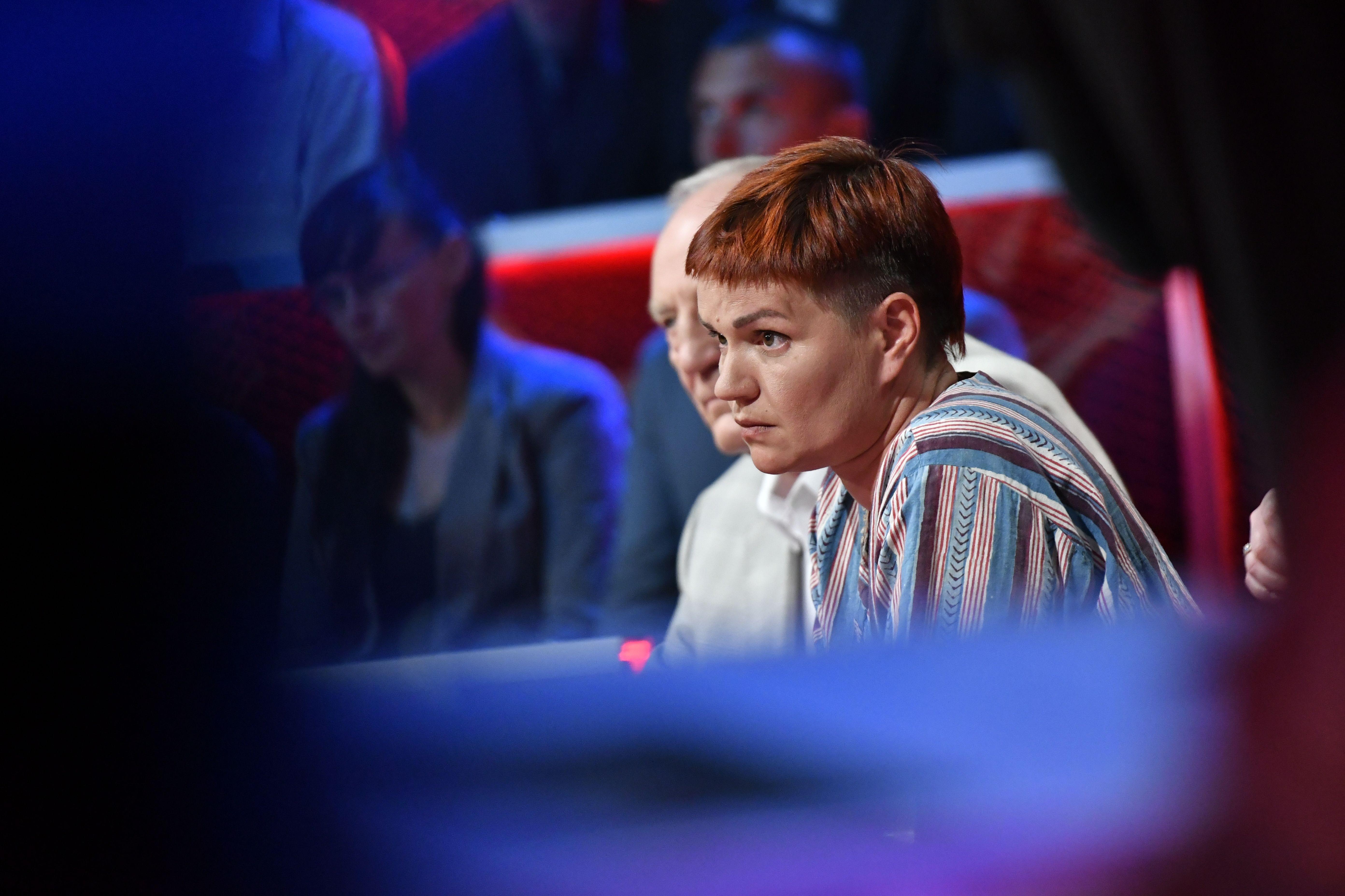 Волонтер Леся Литвинова