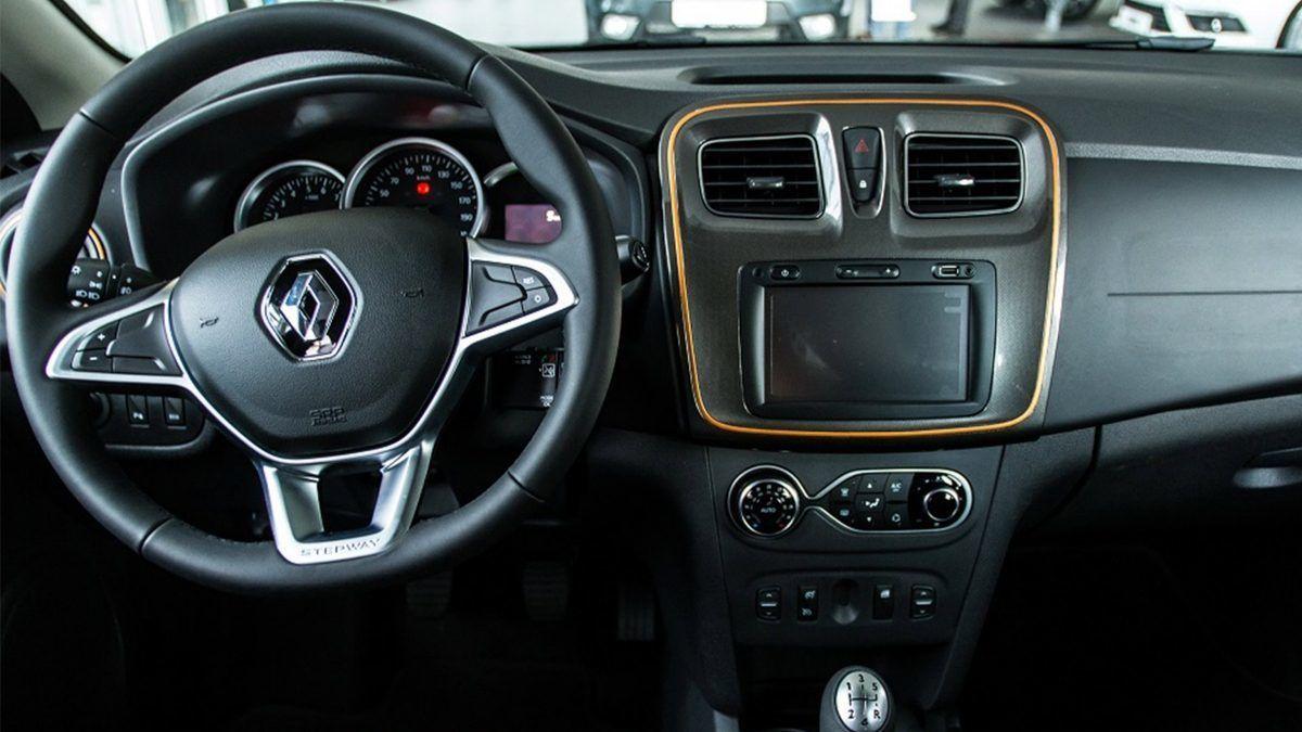 Renault Logan MCV Stepway Cross