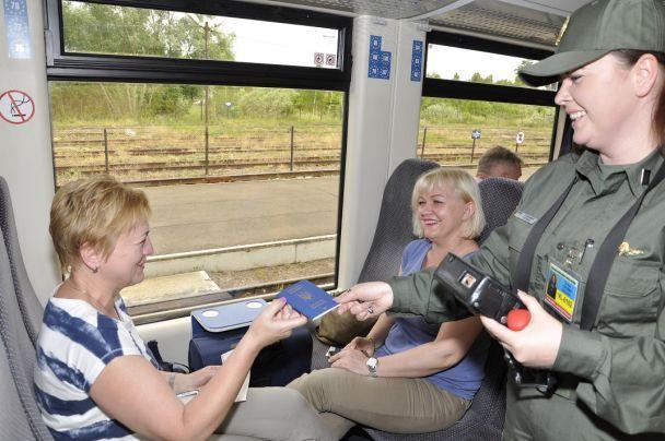 «Укрзализныця» запустила поезд Ковель-Хелм