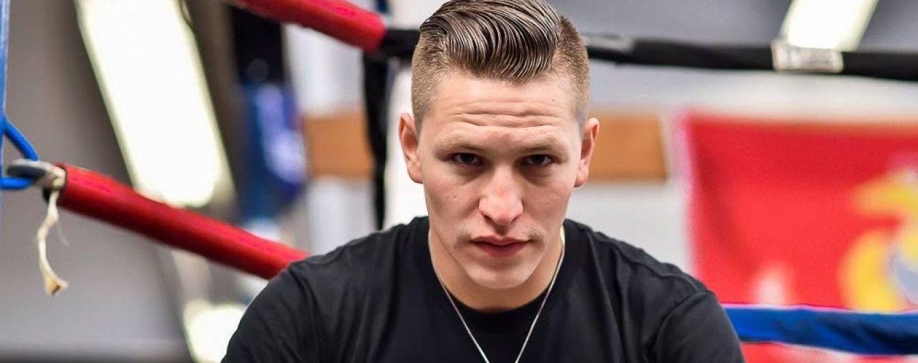 Американский боксер оказался в коме после поражения нокаутом