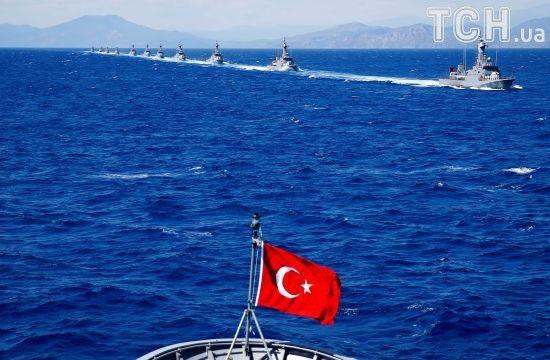 Біля узбережжя Туреччини стався потужний землетрус