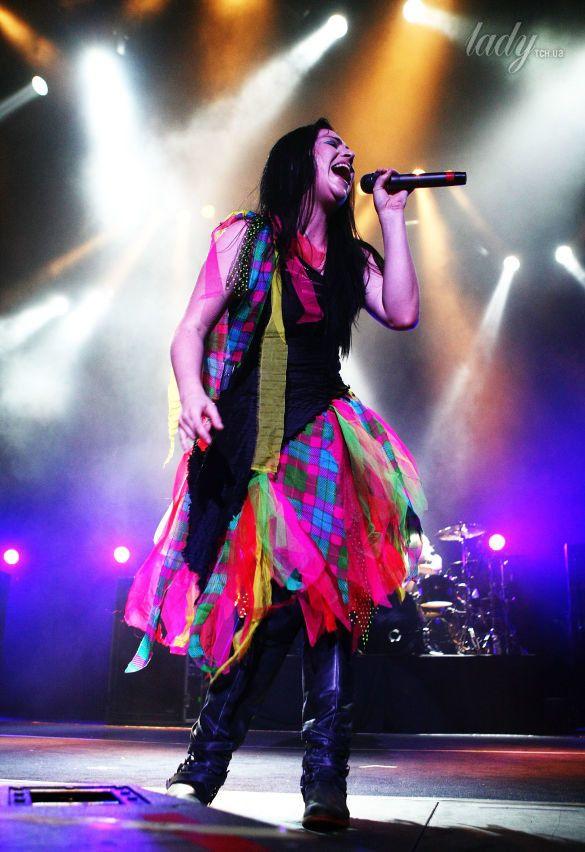 Солистка группы Evanescence Эми Ли_1