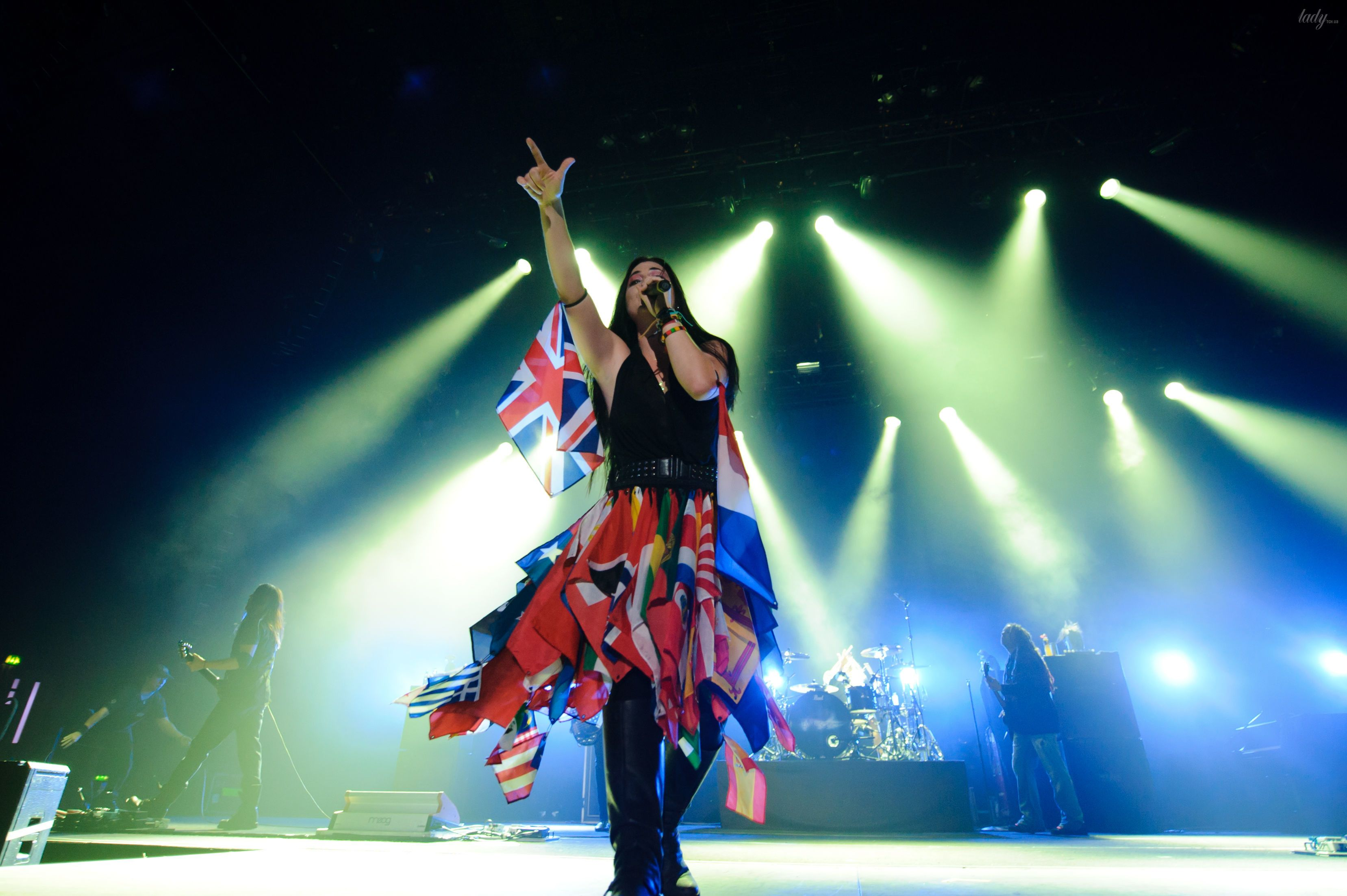 Солистка группы Evanescence Эми Ли_6