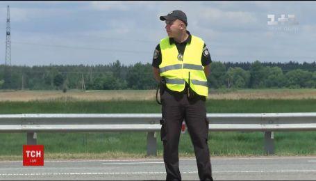 В Украине появилась дорожная патрульная полиция