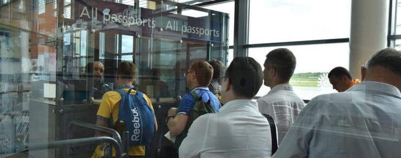 Украинцев свободно впускают в Европу без отпечатков пальцев, и с детьми без паспортов