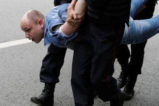 Підсумки протестів у Росії: жорстокі побиття, тисячі затриманих, арешт Навального на 30 діб