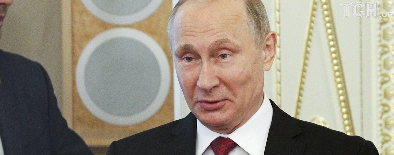 Принцип невтручання: Путін запевняє, що РФ не лізе в справи інших країн
