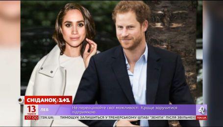 Меган Маркл натякнула, чи буде весілля з принцом Гаррі
